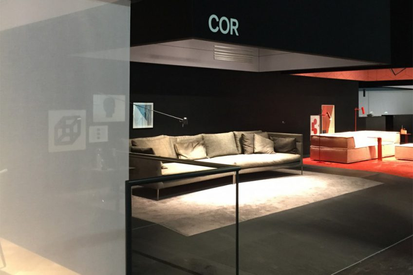 cor messestand auf der imm cologne 2016 bdia bund. Black Bedroom Furniture Sets. Home Design Ideas